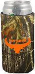 12 oz Mossy Oak TM Slim Can Coolies